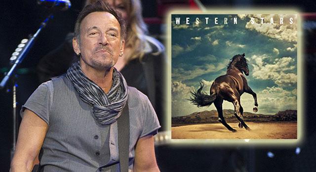 Bruce Springsteen - Western Stars 2019