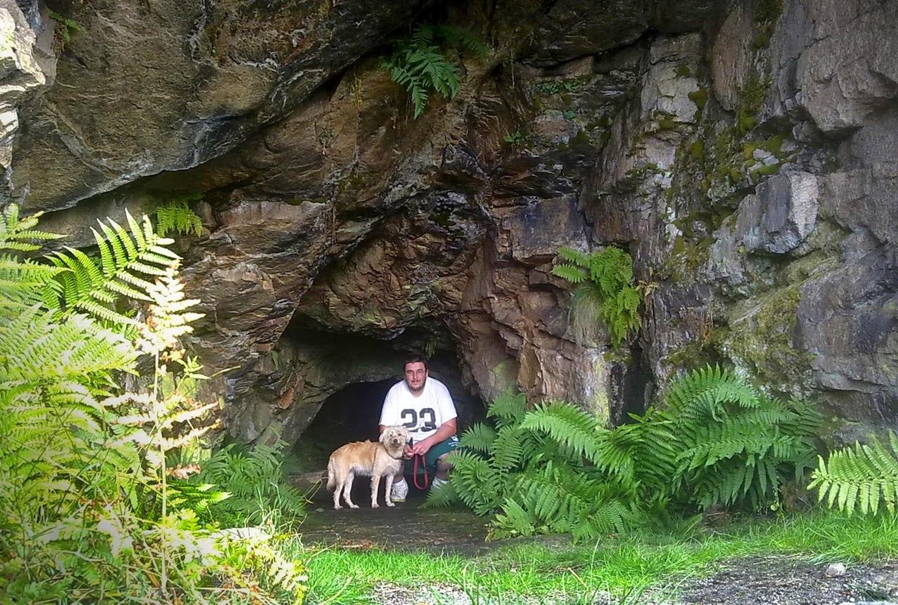 Mi Ruta hasta la Cueva del Valiente - Alfonsoyamigos