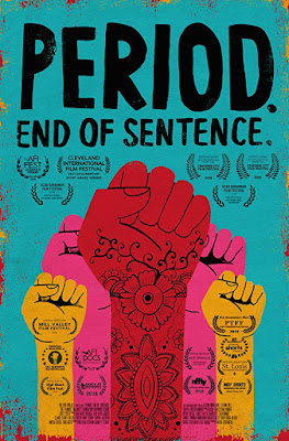 Period End of Sentence 2018 Oscars short film movie poster