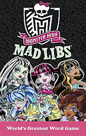 MH Monster High Mad Libs Media