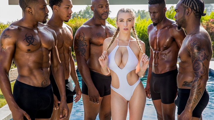 Blacked – I've Never Done This Before – Kendra Sunderland