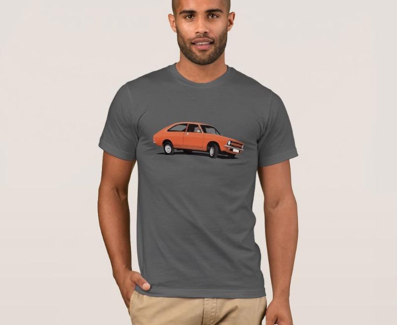 Morris Marina Coupés t-shirts
