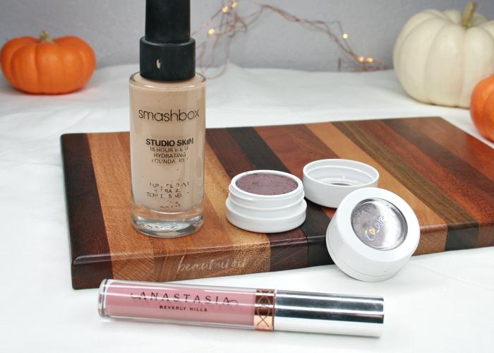 popular products I hate: Smashbox Studio Finish Foundation, Anastasia Beverly Hills liquid matte lipstick, colourpop super shock eyeshadows