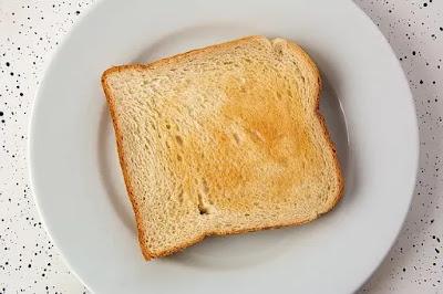 Roti Tawar Jangan Dimakan Putihnya Saja