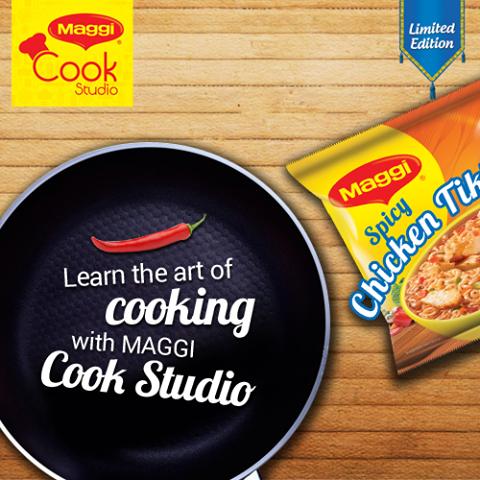 MAGGI-Cook-Studio
