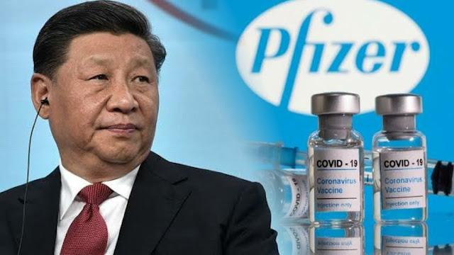 China Beralih ke Vaksin Covid-19 Pfizer Setelah Ngotot Pakai Sinovac dan Sinopharm