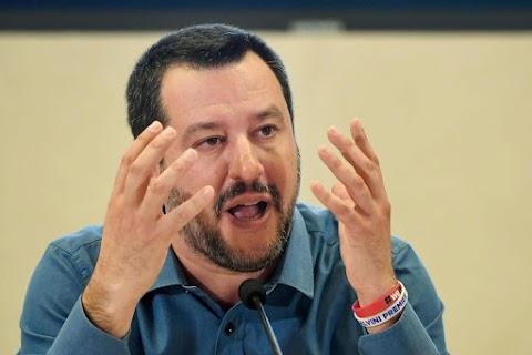 Salvini: Franciaország akadályozza a békefolyamatot