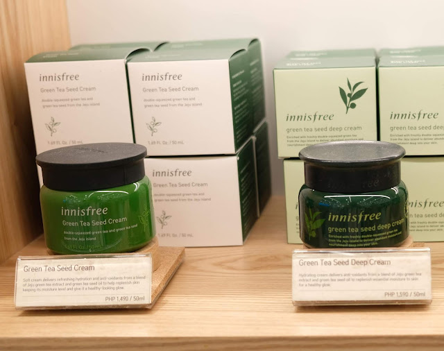 a photo of Innisfree Opens Its' 2nd Store at SM Megamall, glass skin tips and techniques from Innisfree.