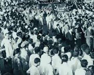 جنازة نجيب الريحاني