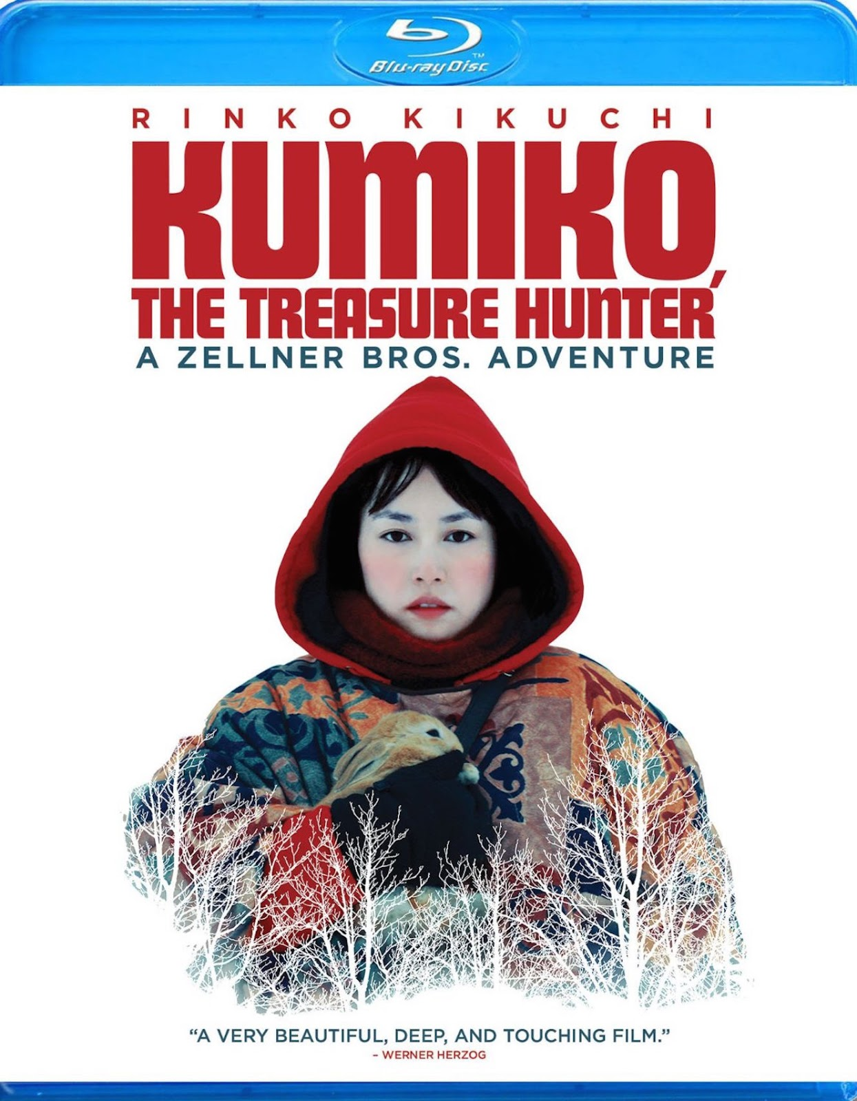 Kumiko The Treasure Hunter (2014) 1080p BD25 Cover Caratula Blu ray