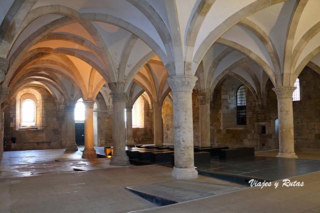 Sala de los Monjes del Monasterio de Alcobaça