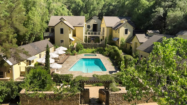 Farmhouse Inn is a romantic and rustic boutique hotel that's known for its incredible Sonoma dining and wine tasting in the heart of Sonoma Wine Country.