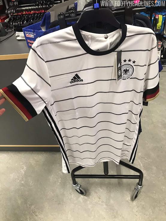 Germany Euro 2020 Home Kit 1 | Áo Bóng Đá Sum Store