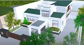 ID Rumah Atta Halilintar Di Sakura School Simulator