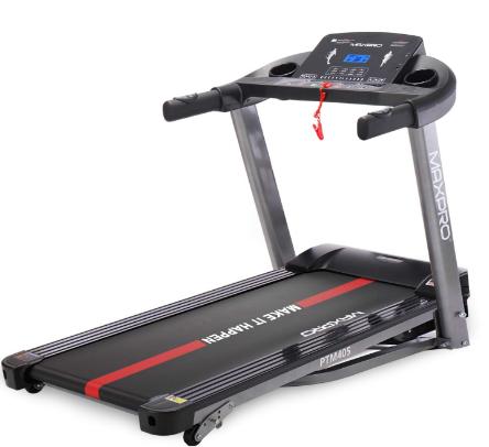 MAXPRO PTM405 2HP(4 HP Peak) Folding Treadmill,