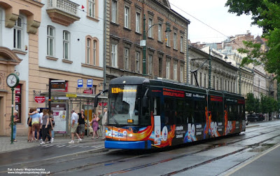 Bombardier, MPK Kraków