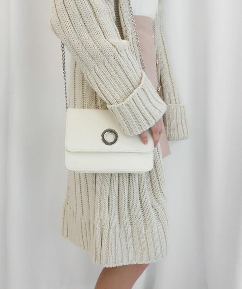 Chunky Knit Midi Cardigan