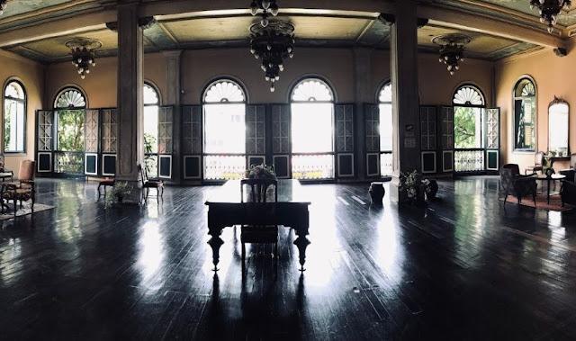 2. Tjong A Fie Mansion di Medan
