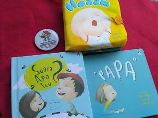 Buku Bantal dan Buku Khusus Anak Balita Dari Penerbit Rabbit Hole