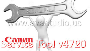 Canon Service Tool V.4720 Full Version