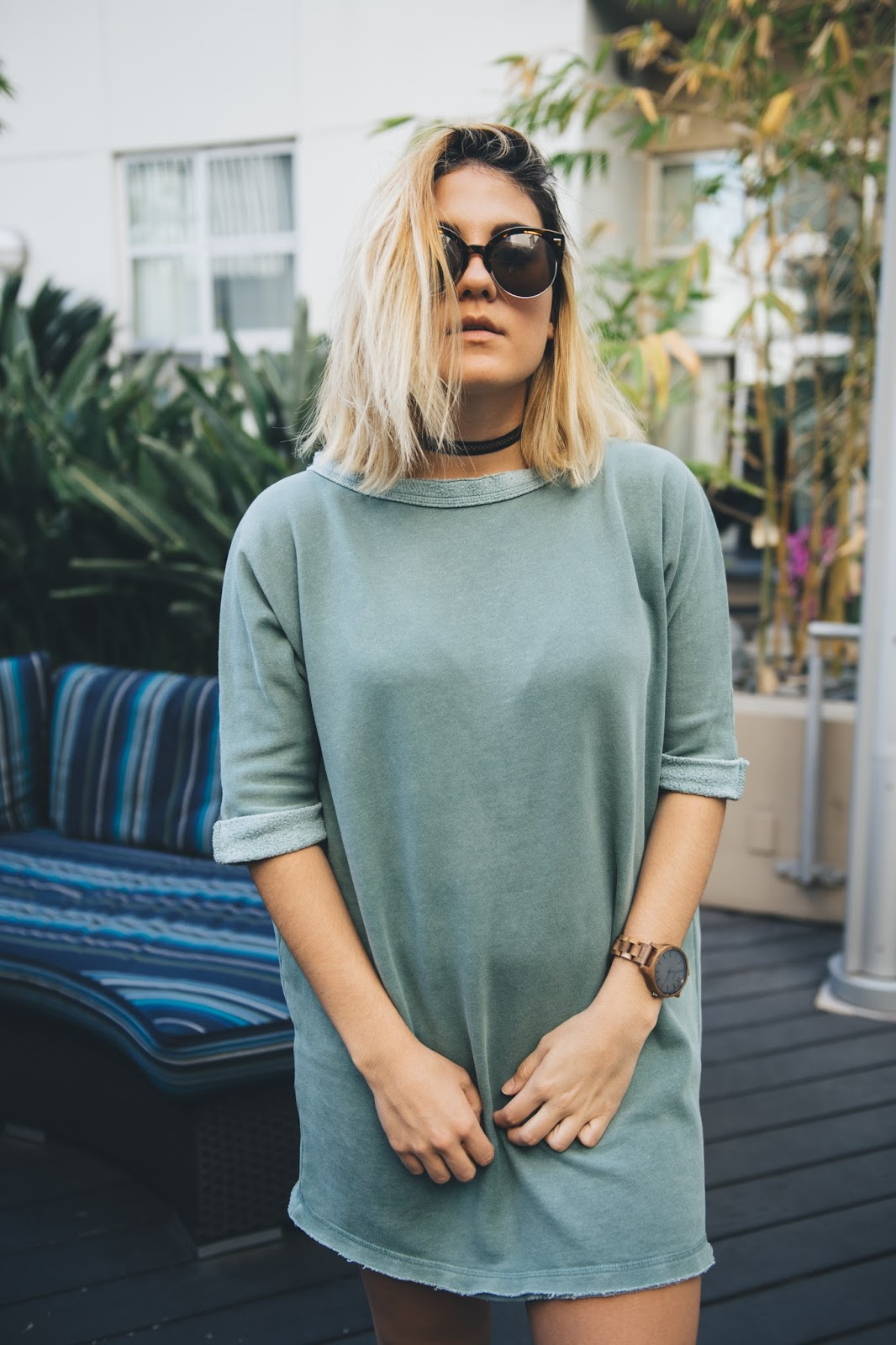 Urban Outfitters Dress - Fashion Blogger Taylor Winkelmeyer