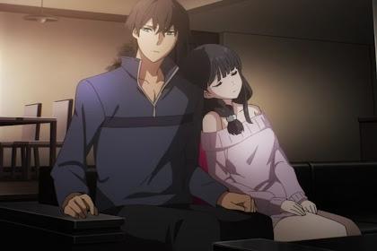 Mahouka Koukou no Rettousei - Raihousha-hen (Season 2 ) Episode 3 Subtitle Indonesia