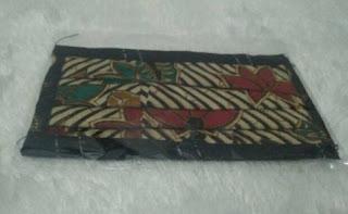 masker kain 2 lapis batik 2