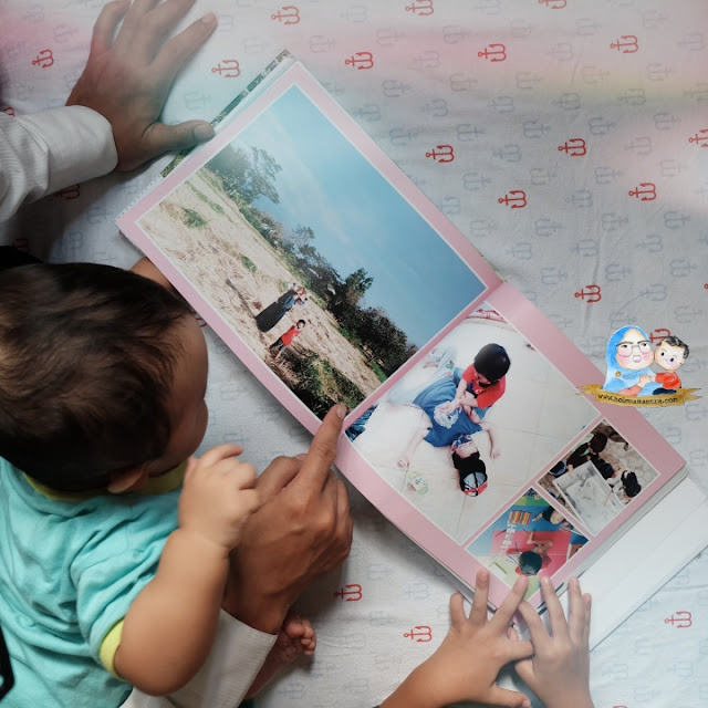 portofolio anak homeschooling