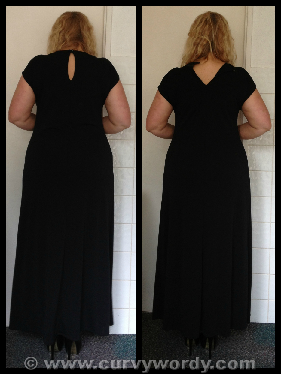 e813d17ddc35 ... got in touch to see if I d like to review the dress on my blog. I  jumped at the chance and naturally requested a size 14 (it comes in sizes  14-28).