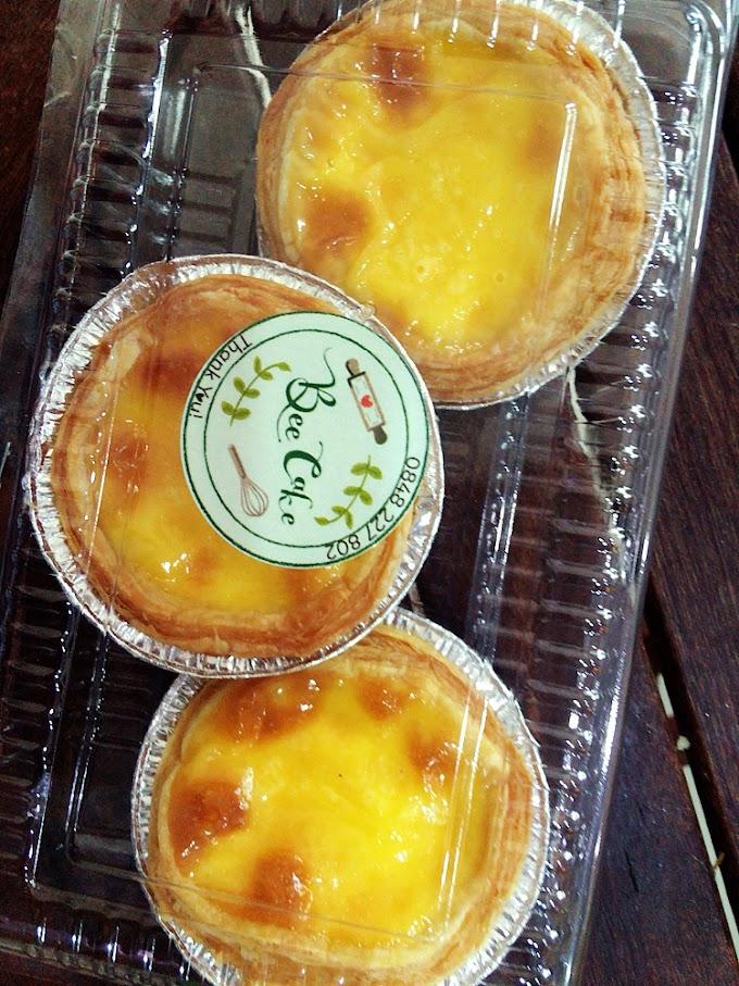 Bánh tart egg - Thanh Minh