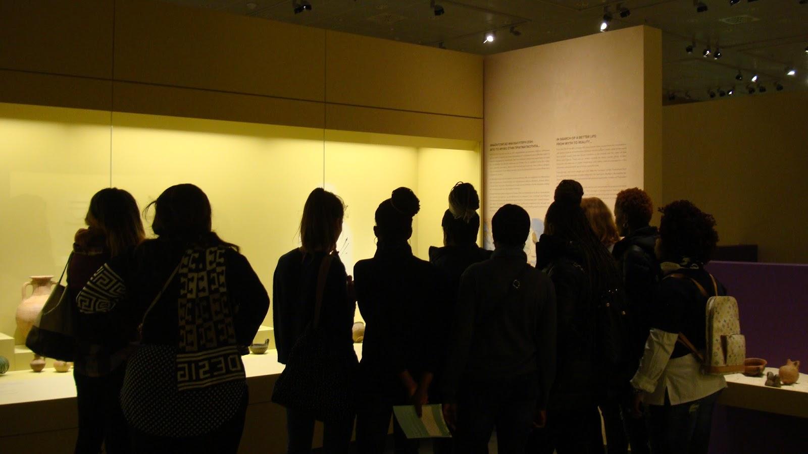 Εκπαιδευτική επίσκεψη γυναικών Προσφύγων στο Διαχρονικό Μουσείο Λάρισας