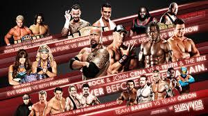 Ver Repeticion de Wwe Survivor Series 2011 Online Gratis En Español - English