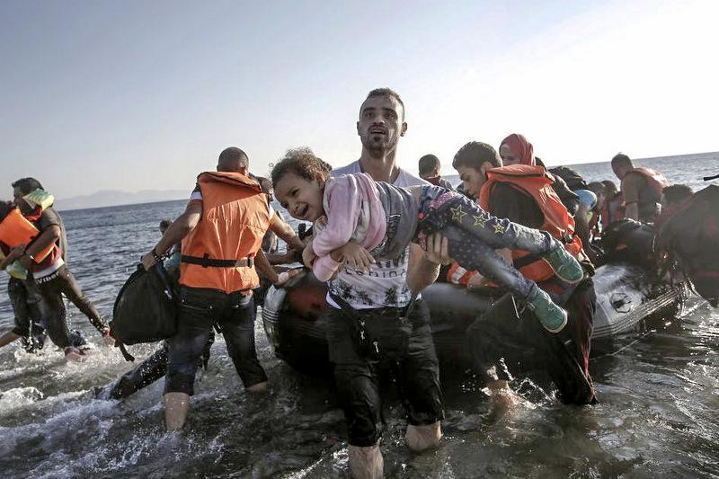 Syyrian sota, Välimeren ylittäneet ja Pakolaiset - Ekofokus