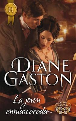 Diane Gaston - La Joven Enmascarada