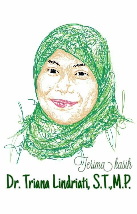 Scribble Art: Teruntuk Ibu Dosen Pembimbing