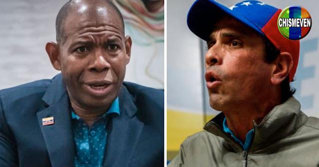 Christopher Figuera revela que Capriles mantiene reuniones con Delcy la fea desde el 2019