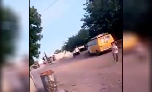 VIDEO.- Niños quedan en medio de balacera tras enfrentamientos entre Estatales vs La Línea en Chihuahua