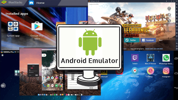 download 6 Best Android Emulators For 2019 To Experience Android On PC for free