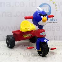 Tajimaku T988 Angry Bird Keranjang Ride-on Car