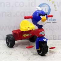 sepeda roda tiga tajimaku angry bird