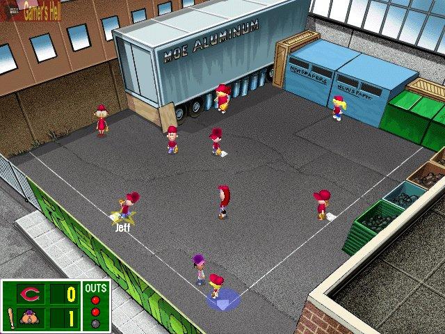 Backyard Baseball 2003 (Full & Free PC Sport Game) | Free ...