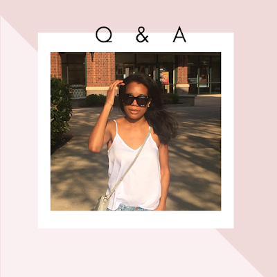 fashion blog, question and answer, blogging, hair care