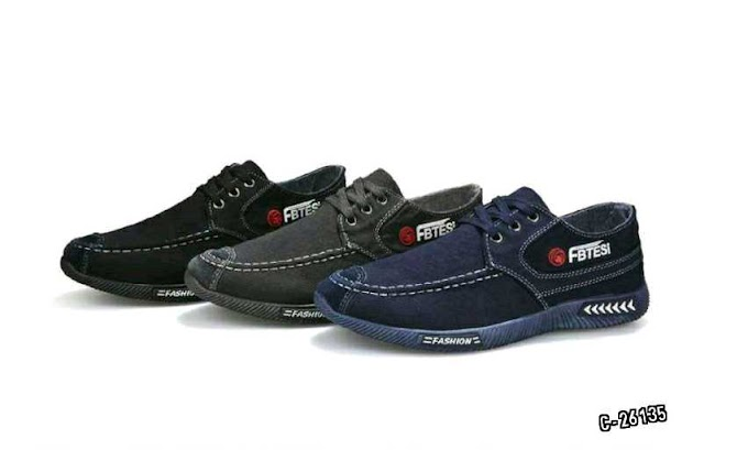 New Stylish Denim shoes collection
