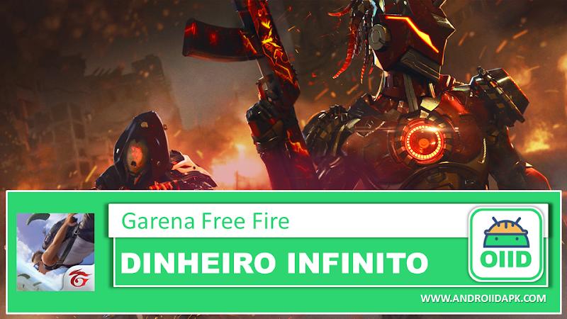 Free Fire – Battlegrounds – NOVA ATUALIZAÇÃO - MEGA MOD VIP