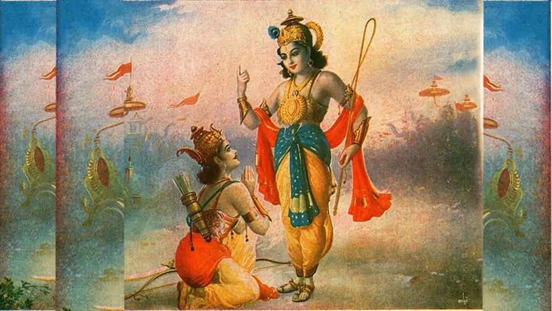 10 useful lessons of Shri Krishna | What Lord Krishna taught | What is the message of Krishna | What is the moral lesson of Mahabharata | newshank.com