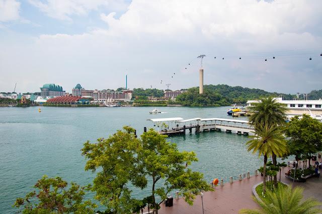 Isola di Sentosa-Singapore