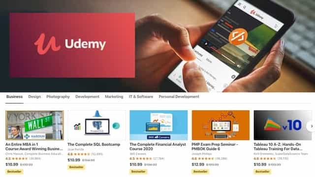 Udemy courses free download