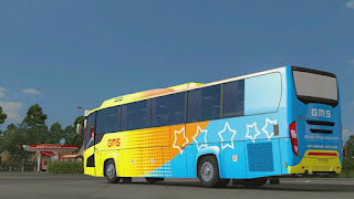 Mod Bus Scorking MH co Agus Cahyono Ets2