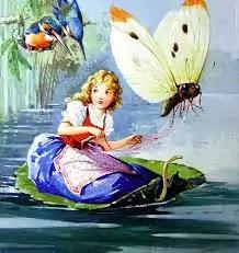 kids fairy tales Thumbelina fairytale in hindi kids hindi short stories2020.