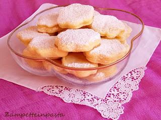 Biscotti in padella senza burro
